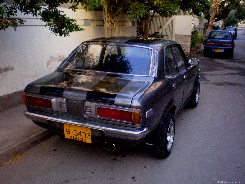Mazda 808 1977 Of Hzahid Member Ride 6887 Pakwheels