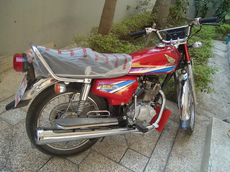 Honda CG 125 - 2010 KING Image-1