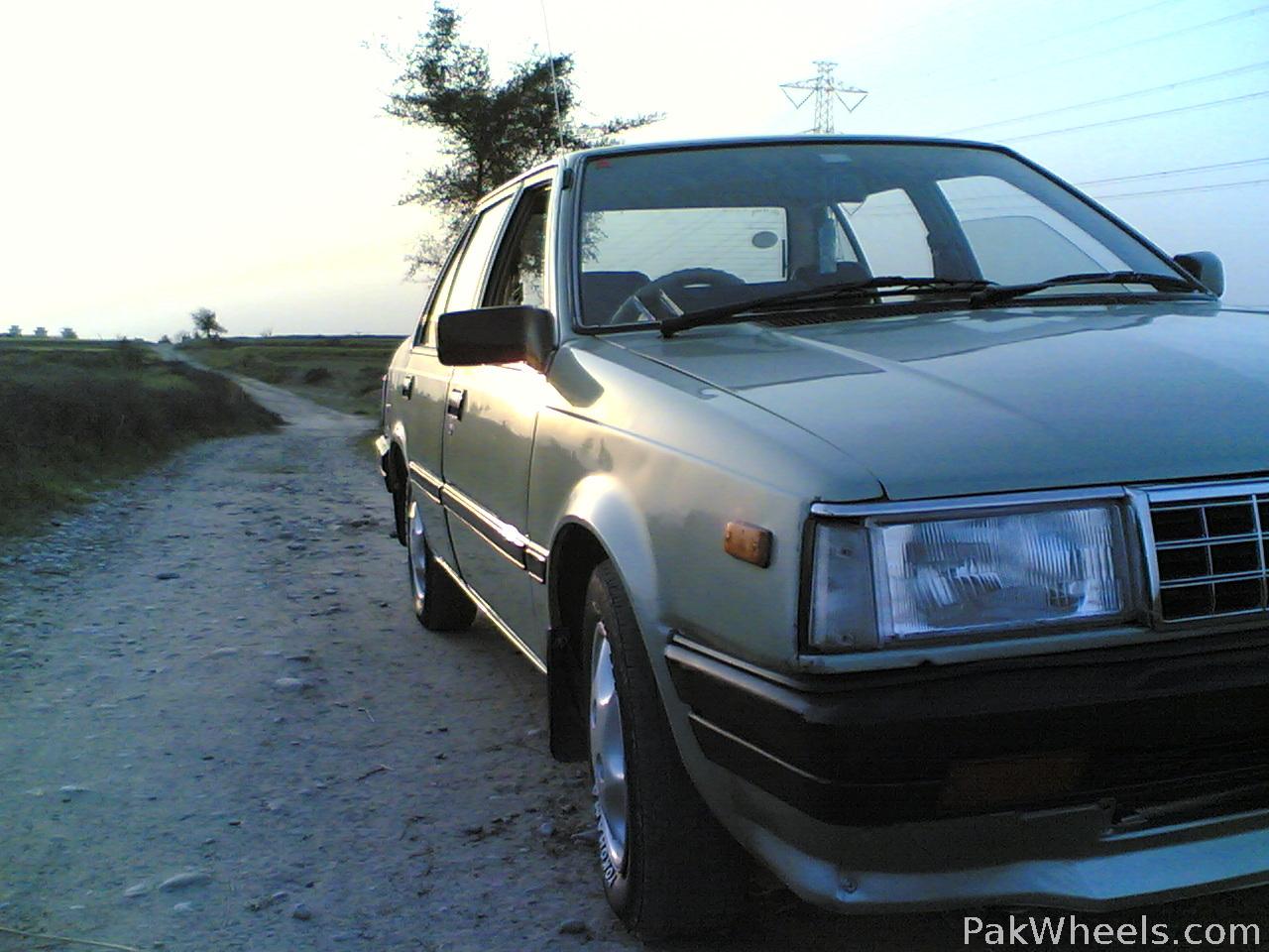 Nissan Sunny - 1985 sunny Image-1