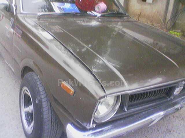 Toyota Corolla - 1978 MUSCLE Image-1