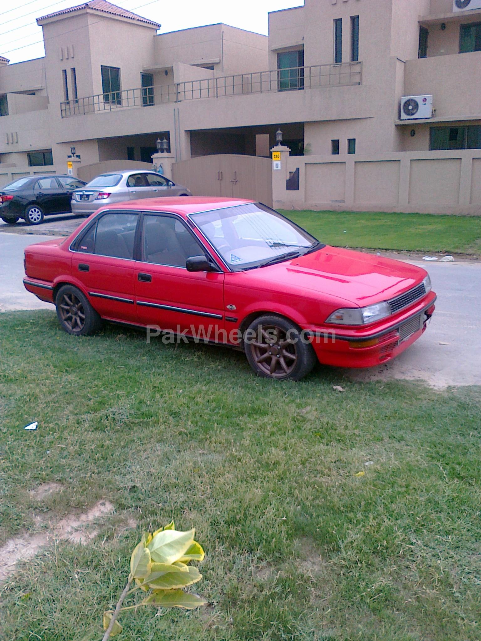 Kekurangan Toyota Corolla 1988 Top Model Tahun Ini