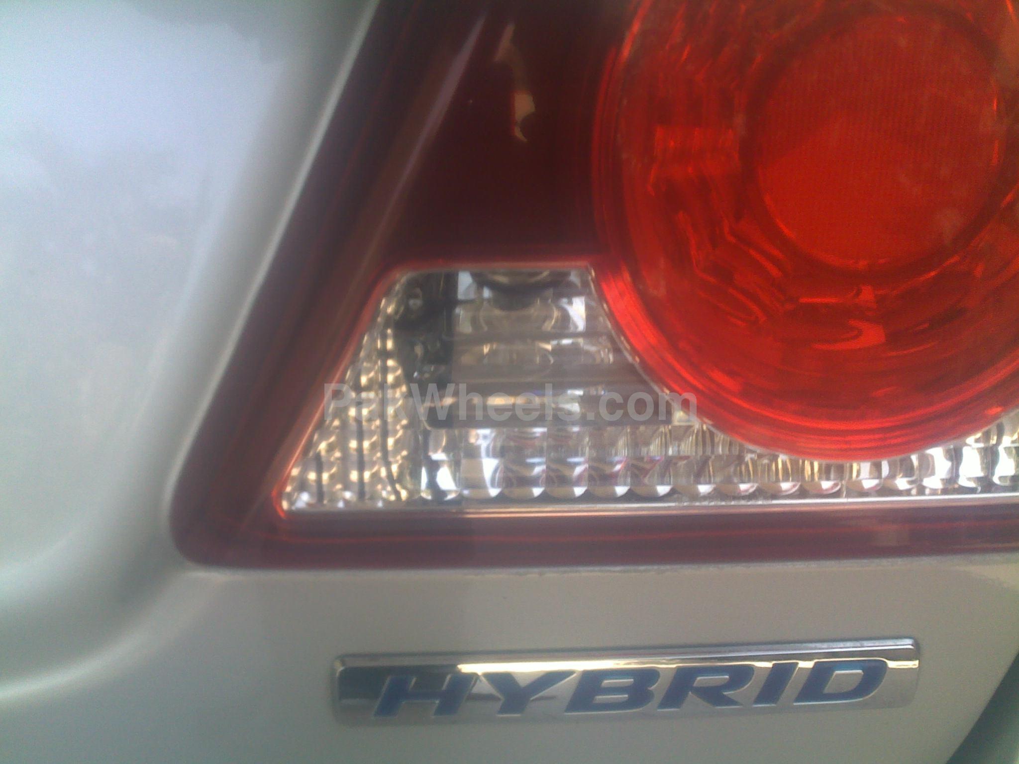 Honda Civic - 2006 Honda Civic Hybrid Image-1