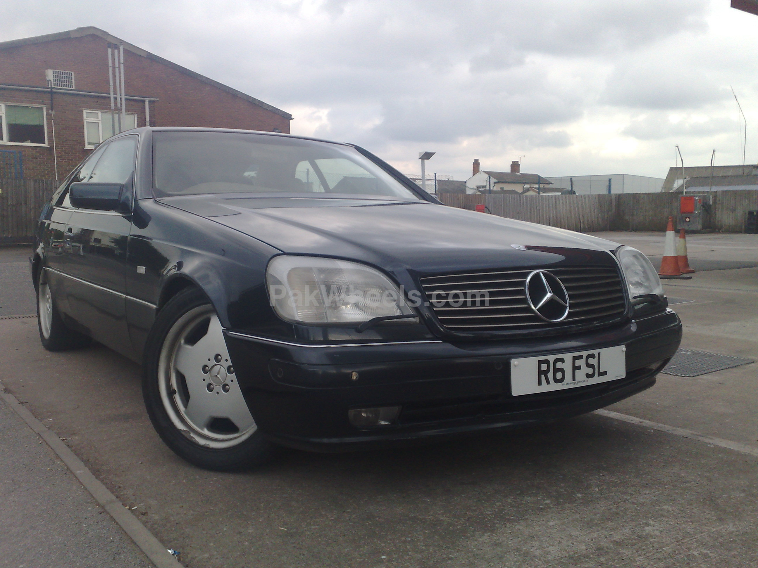 Mercedes Benz Cl Class - 1998 cl420 Image-1