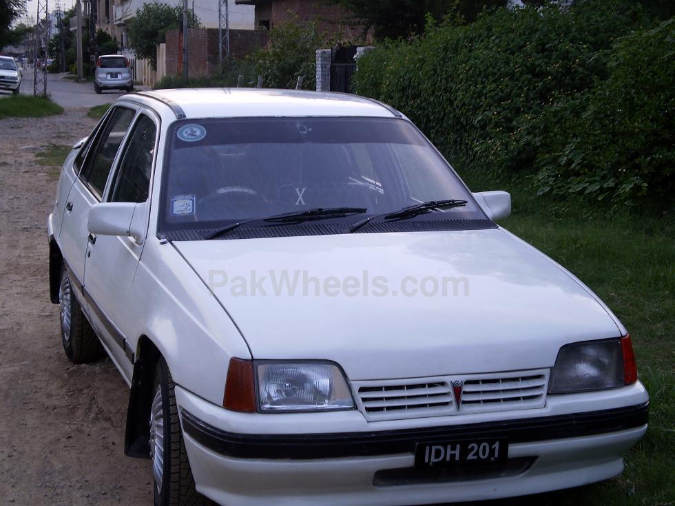 Daewoo Racer - 1996 billz Image-1