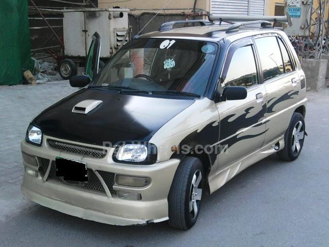 Daihatsu Cuore 2006 of shayanbashir - Member Ride 13727 ...