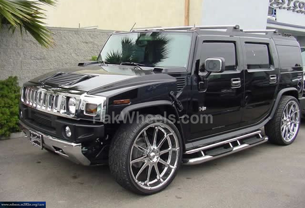 Hummer H2 - 2008 $AnDy Image-1