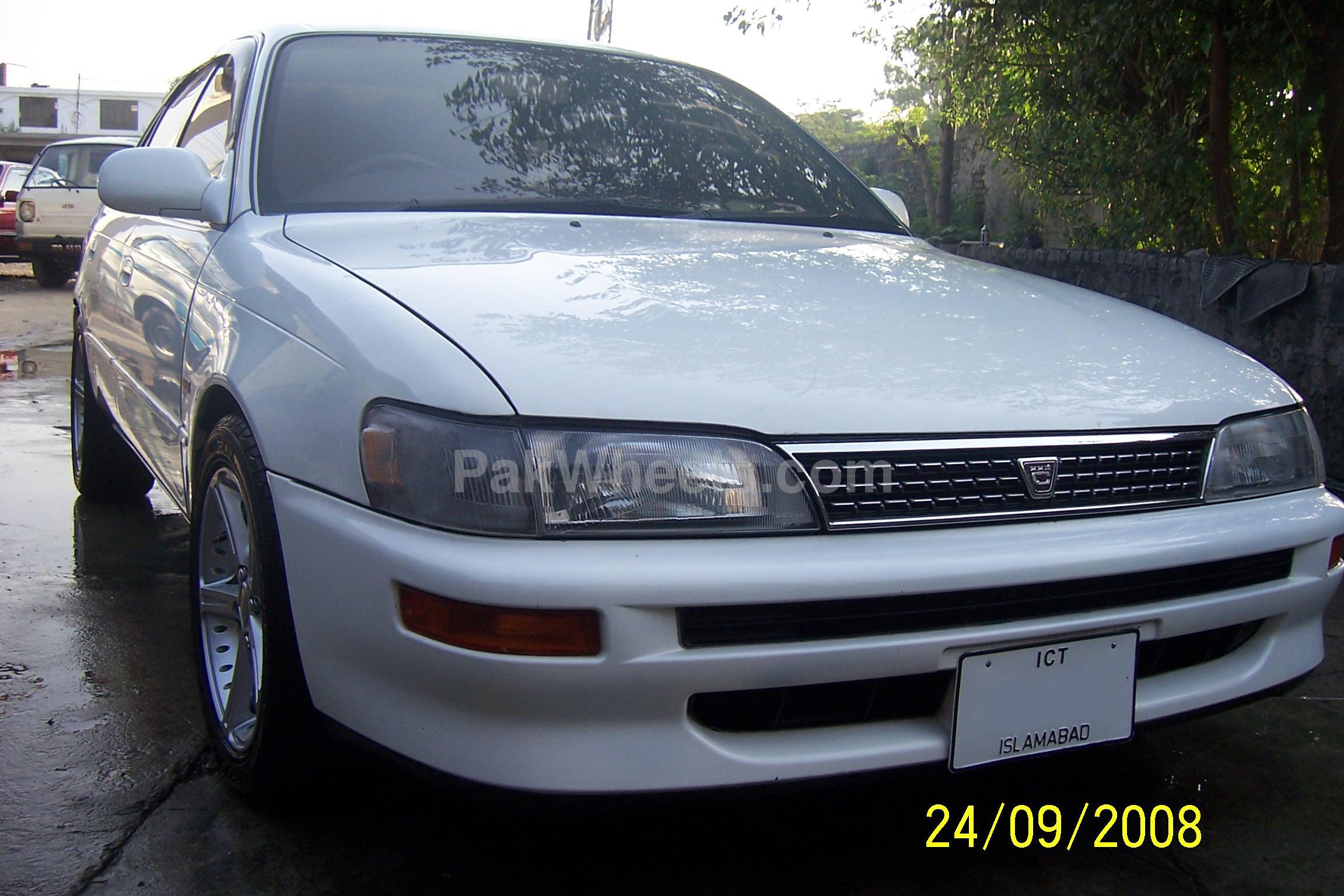 Toyota Corolla - 1995 Renault Image-1