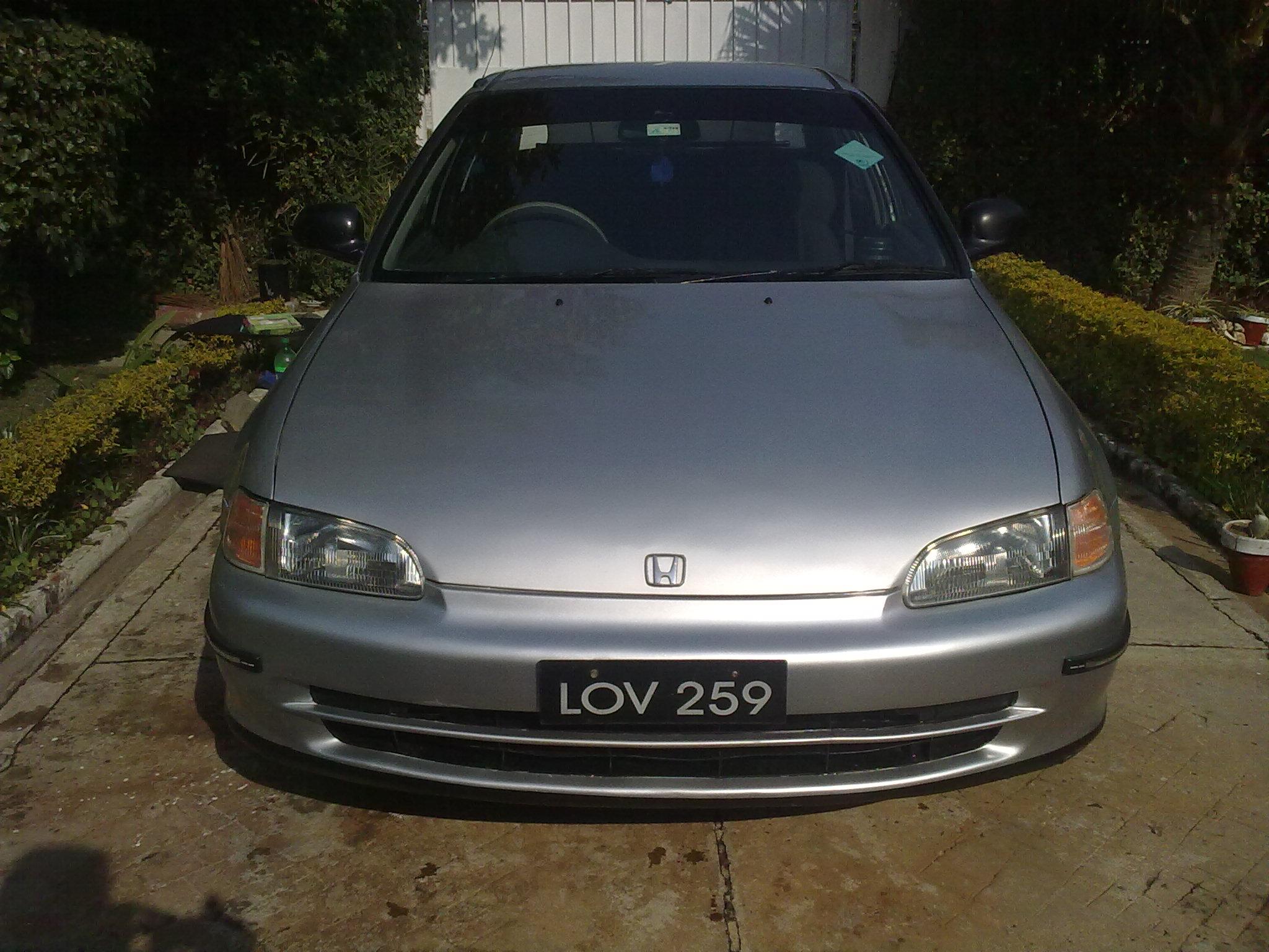Honda Civic - 1995 Zee Image-1
