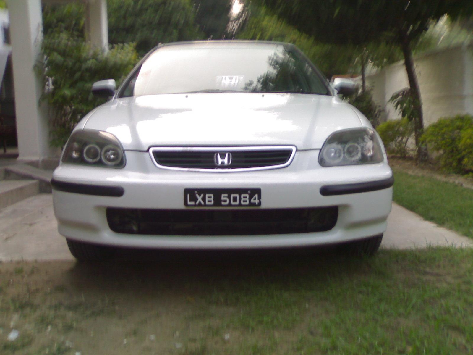 Honda Civic 1997 of car_bus2008 - Member Ride 14034 | PakWheels