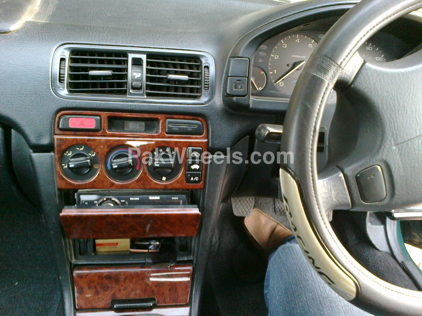 Honda accord vti 2 4 1996 for sale in lahore pakwheels for Used car commercial 1996 honda accord