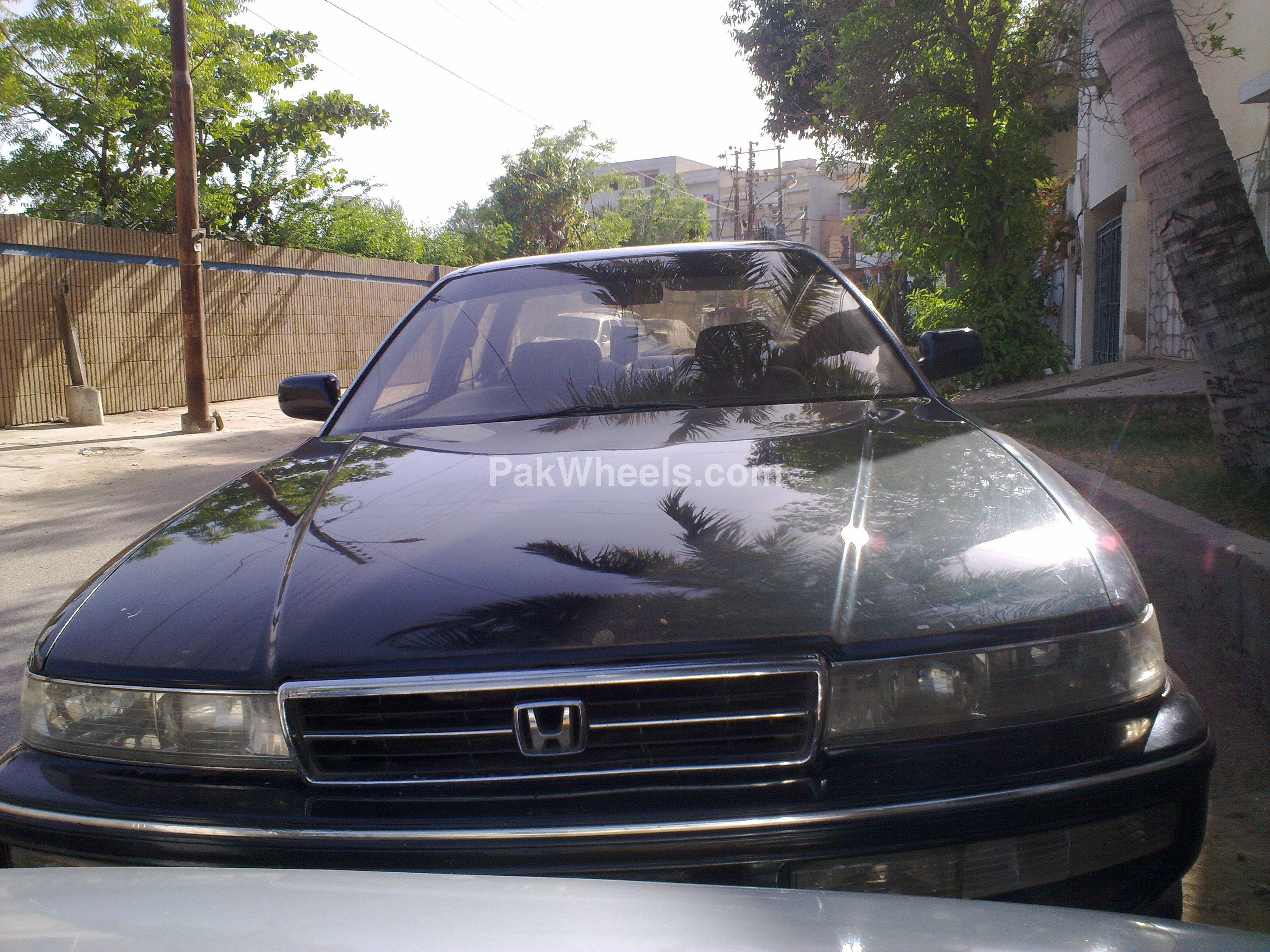 Honda Inspire 1992 For Sale In Karachi Pakwheels