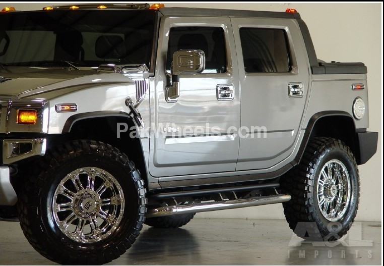 hummer h2 2009 for sale in karachi pakwheels. Black Bedroom Furniture Sets. Home Design Ideas