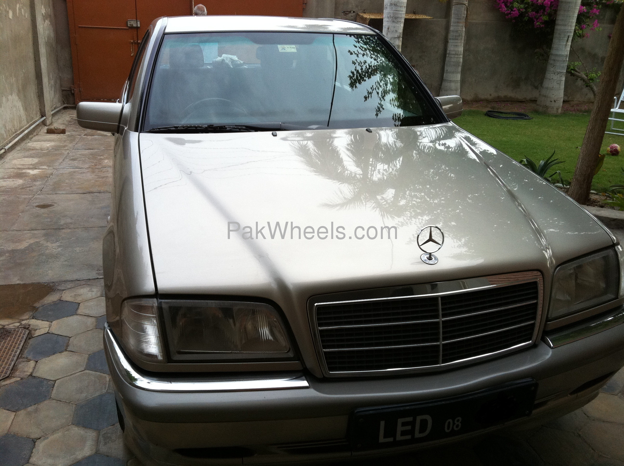 Mercedes benz c class c180 1999 for sale in bahawalpur for Mercedes benz c class 1999 for sale