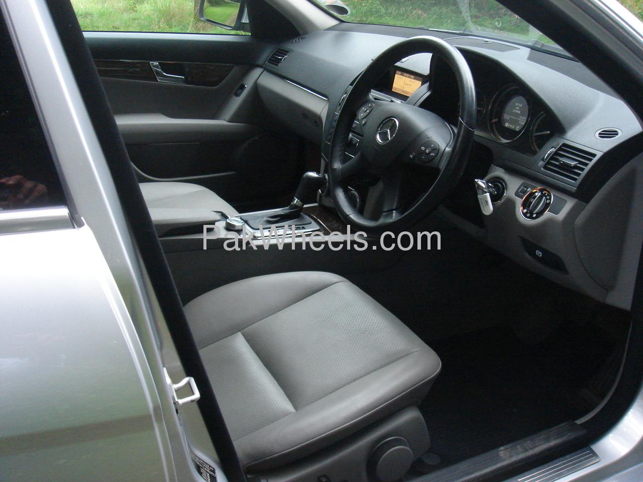 Mercedes Benz C Class C200 2007 For Sale In Lahore Pakwheels