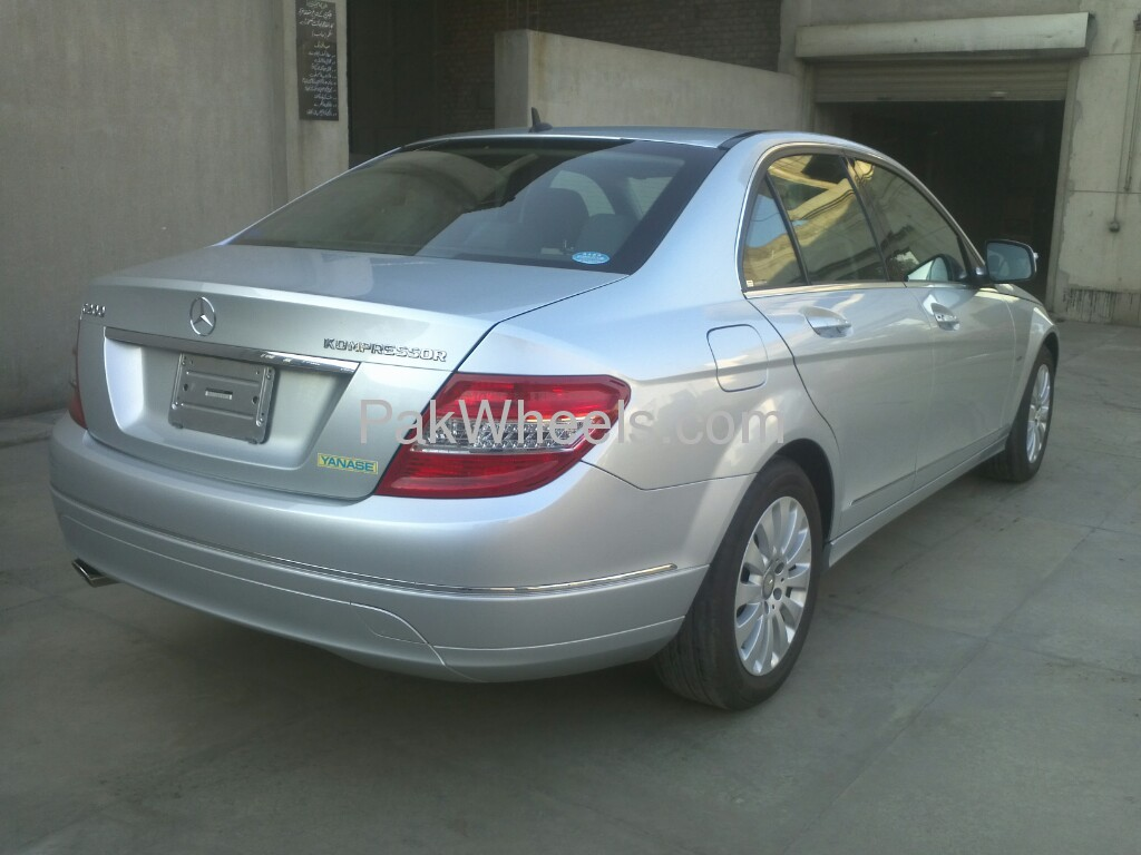 Mercedes benz c class c200 2007 for sale in gujranwala for 2007 mercedes benz c300