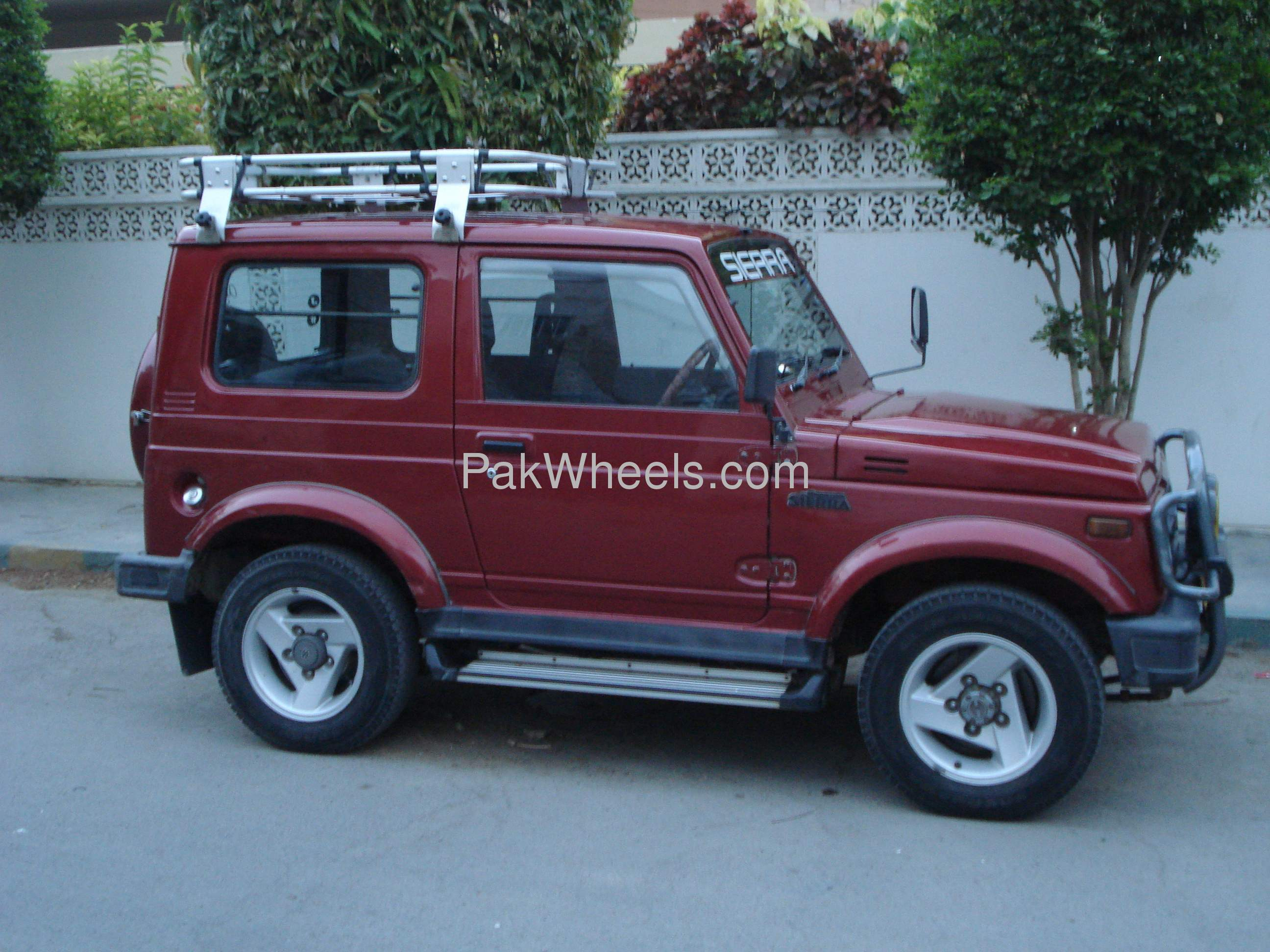 suzuki jimny jlx 1993 for sale in karachi pakwheels. Black Bedroom Furniture Sets. Home Design Ideas
