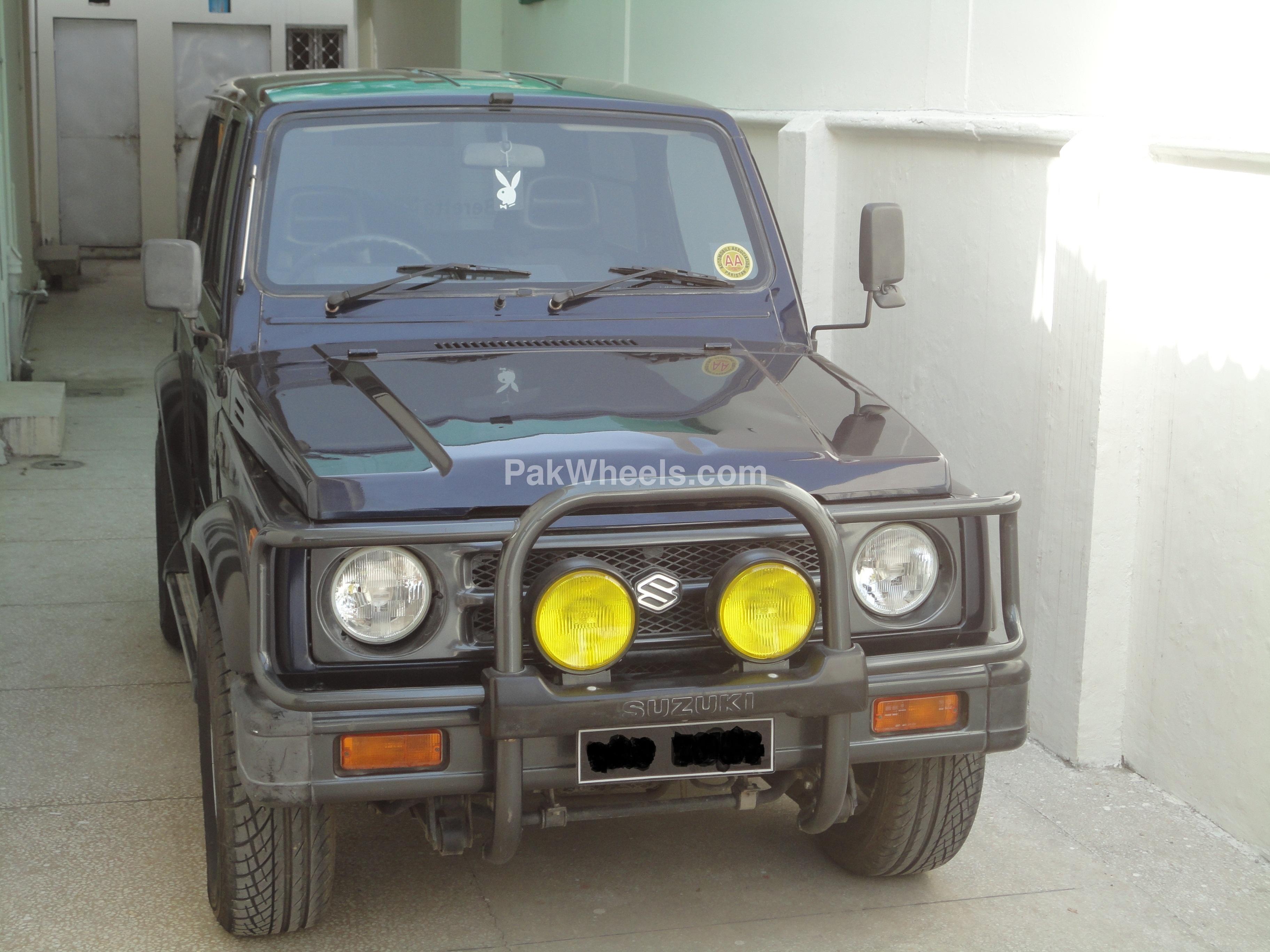 Suzuki Jimny 1994 Image-6