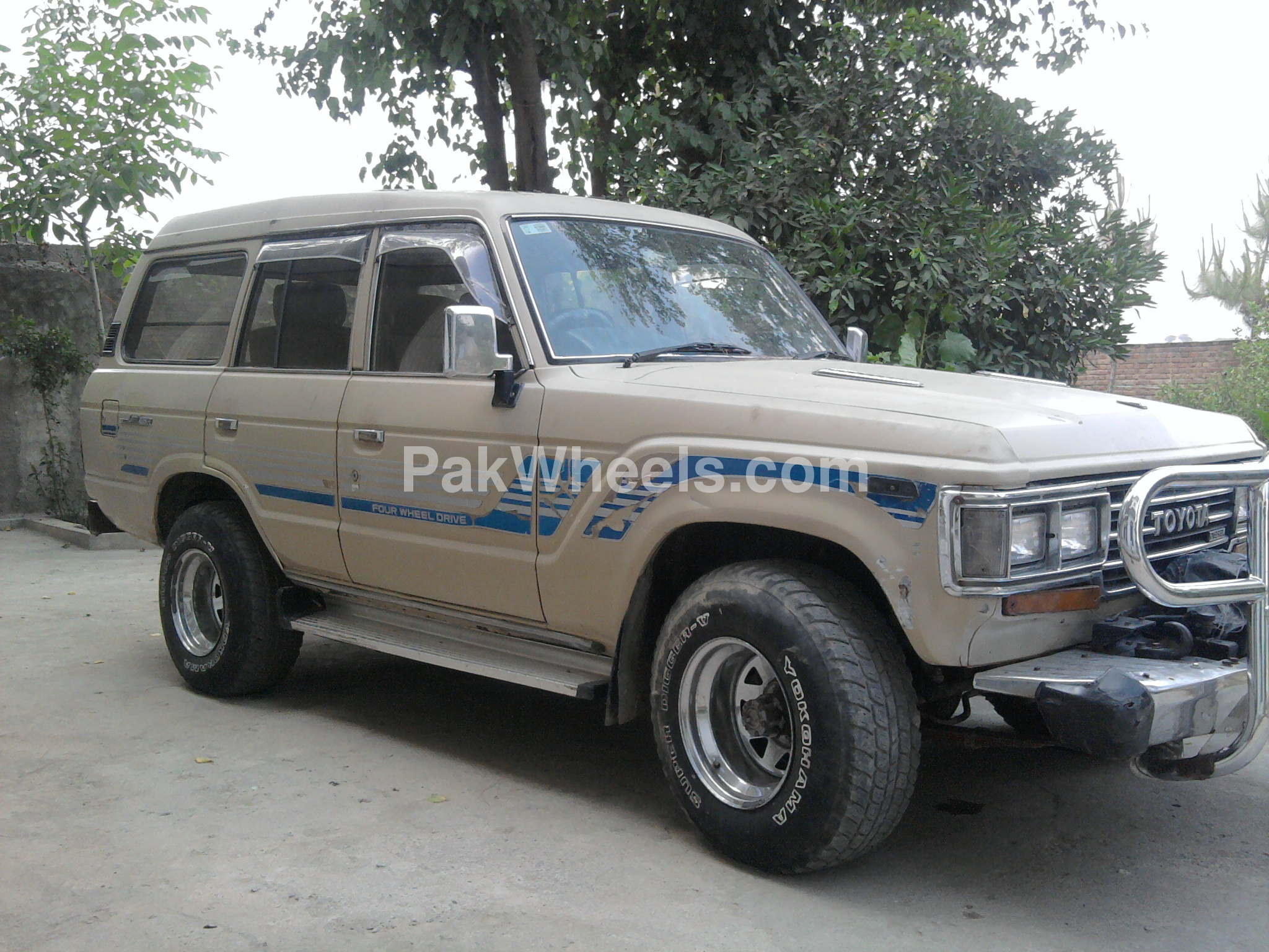 Used Toyota Land Cruiser 1988 Car For Sale In Islamabad