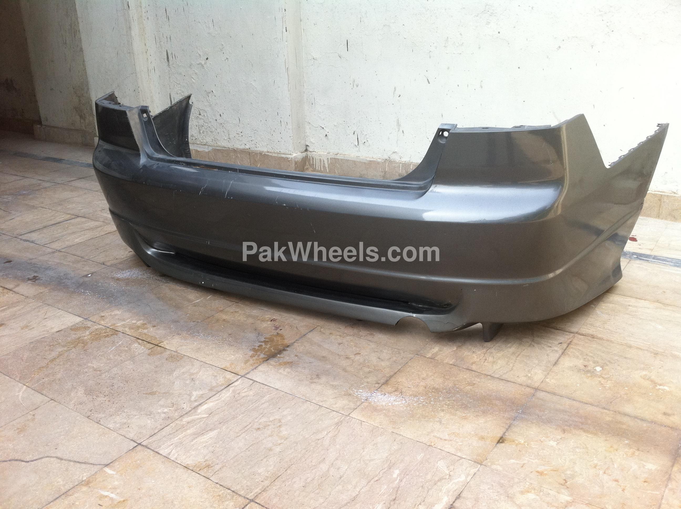 2001 - 2006 Honda CIvic Bodykit Bumper Body KIt Image-4