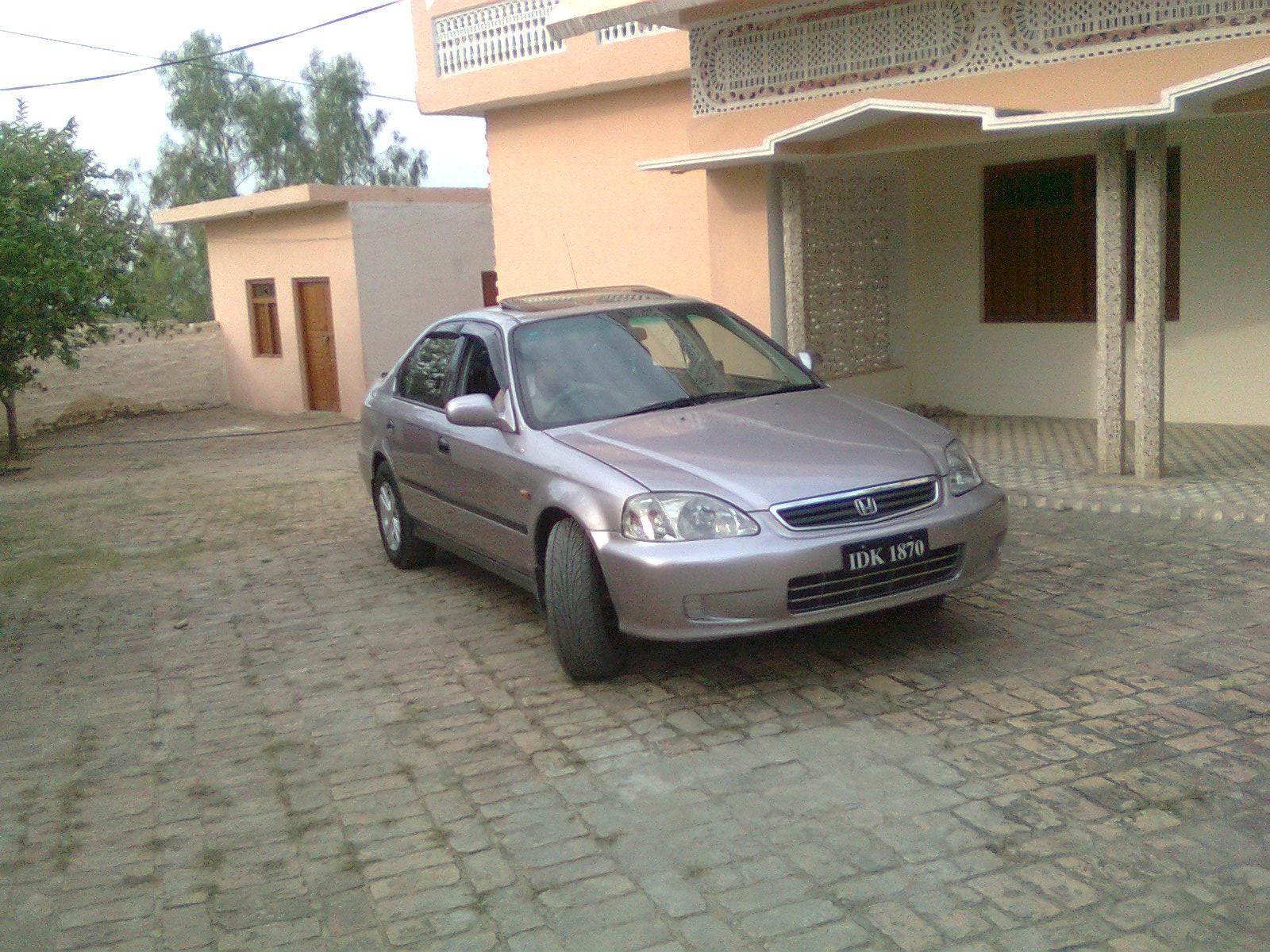 Honda Civic - 2000 raja Image-1
