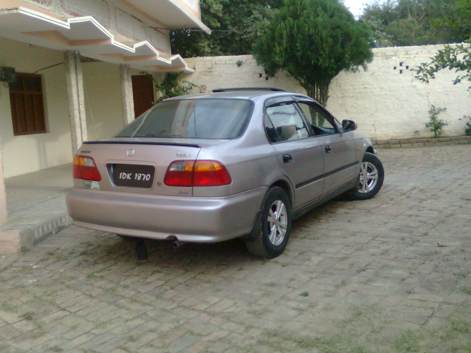 2000 honda civic submited images