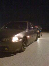 Honda Civic - 1993