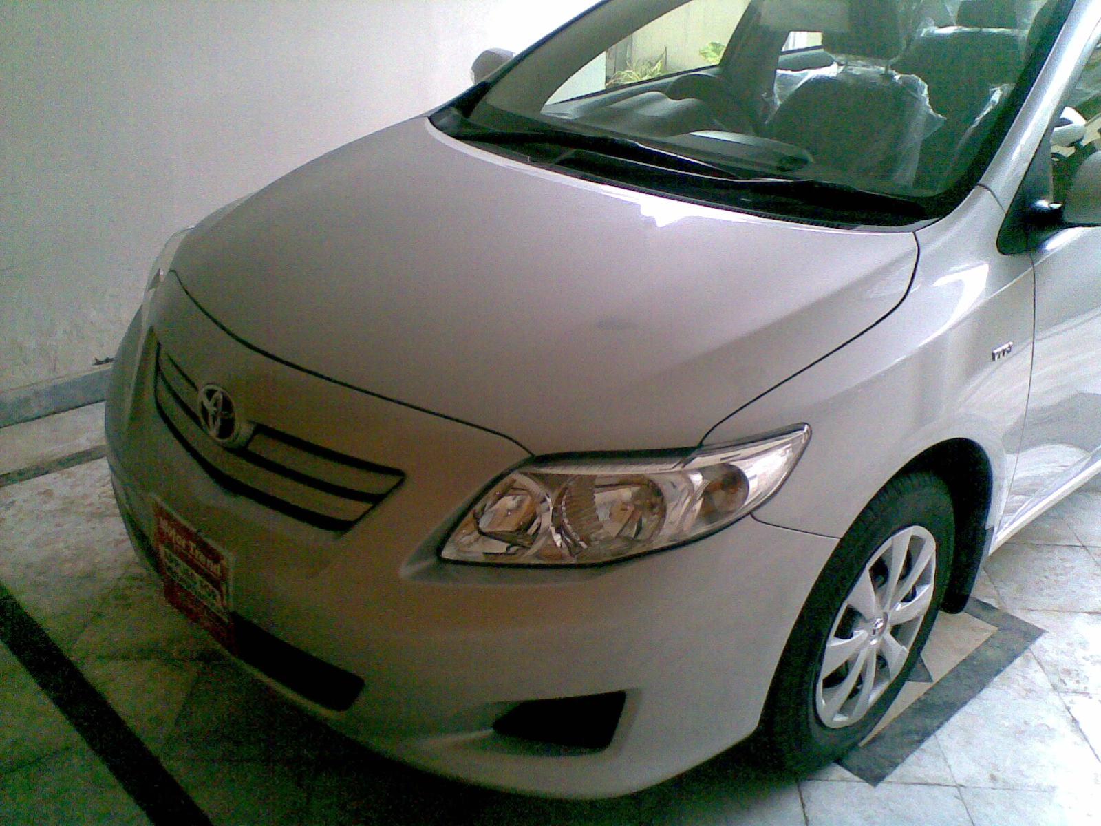 Toyota Corolla - 2010 umfa2 Image-2