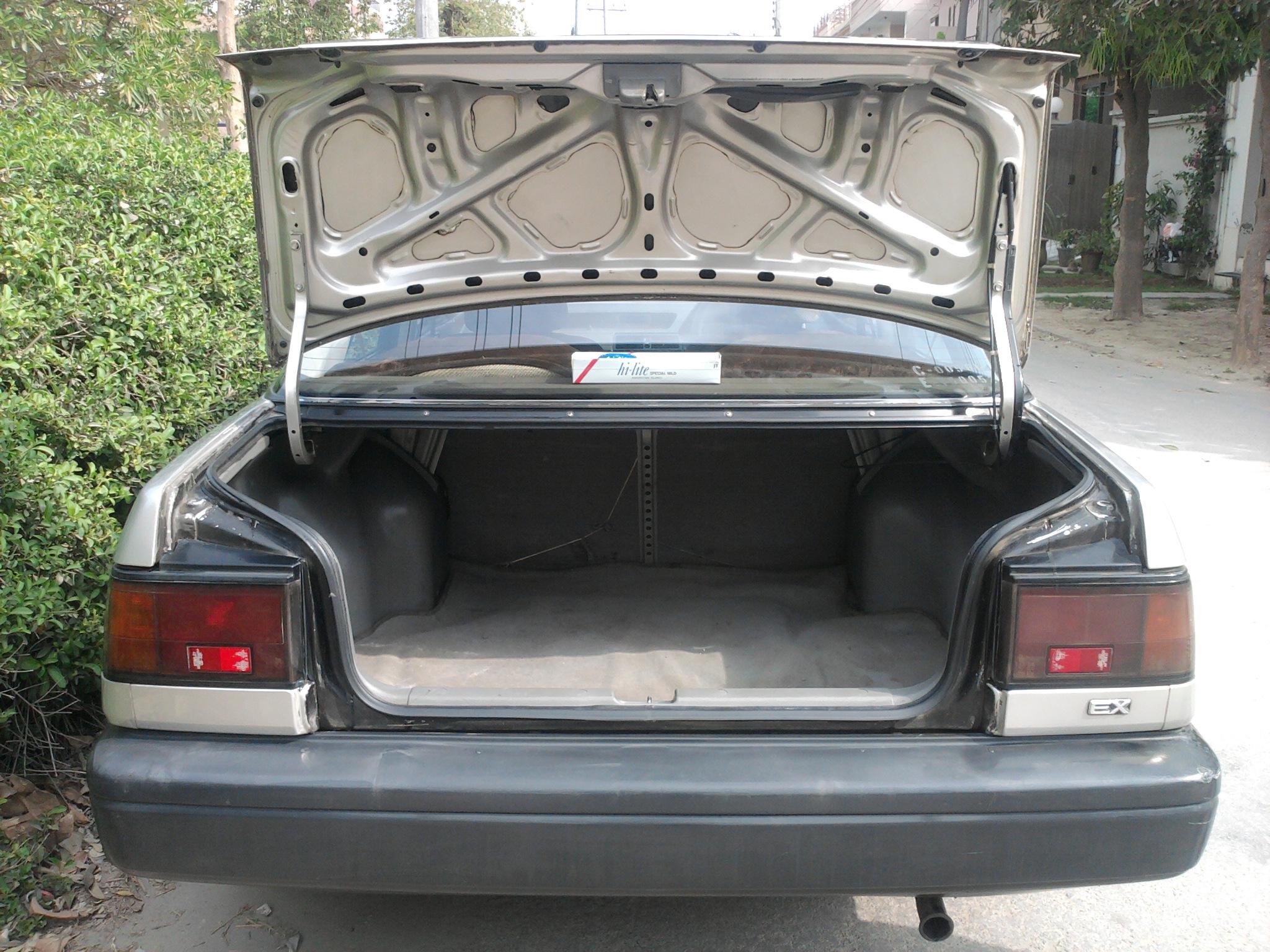 Honda Accord - 1986 Venom Image-3