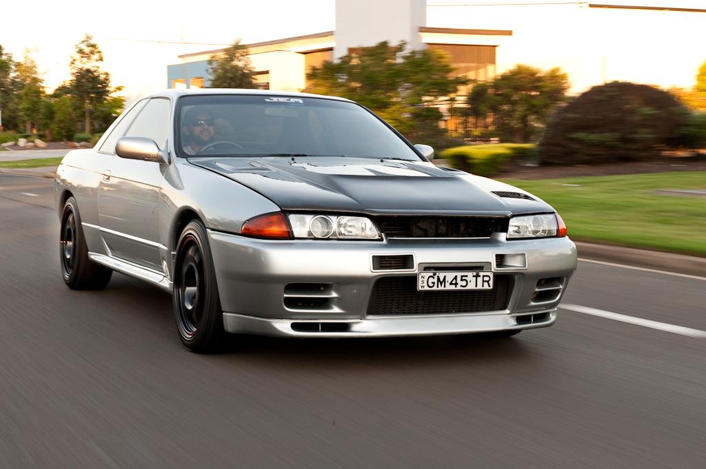 Nissan GT-R - 1990 GMASTR Image-1