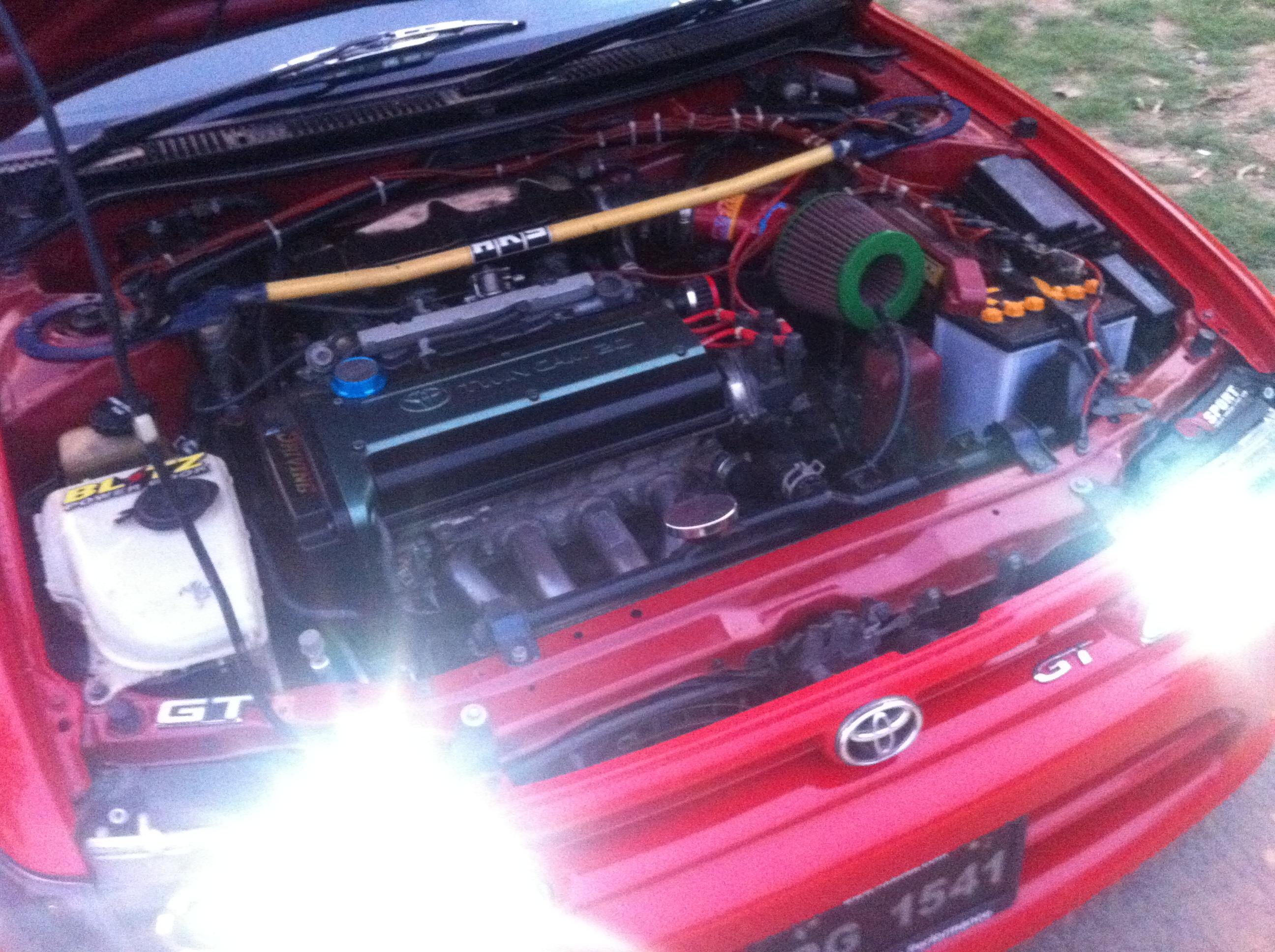 Toyota Corolla - 1994 qasmkhan Image-1
