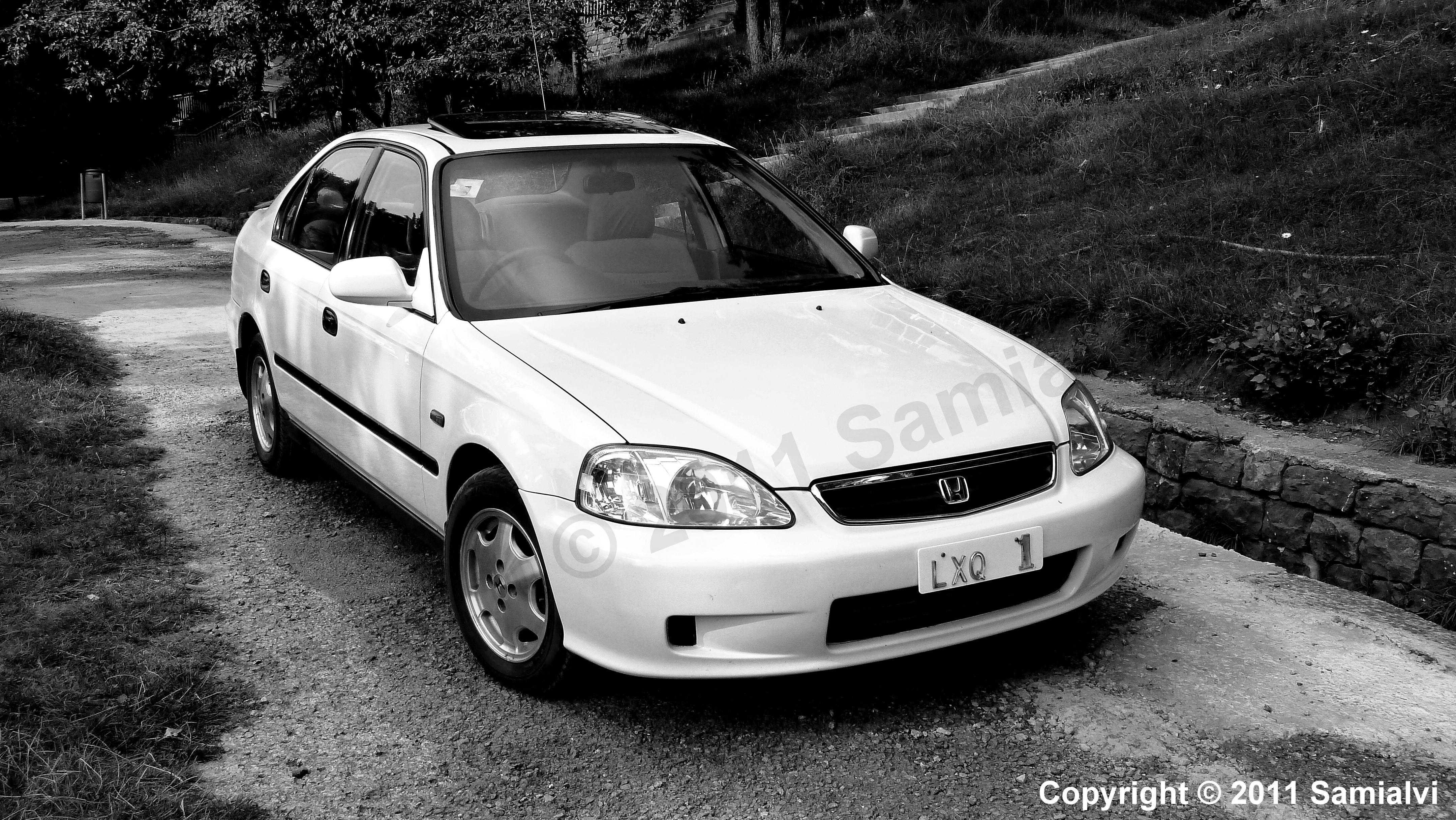 Honda Civic - 2000 VTEC Power Image-1