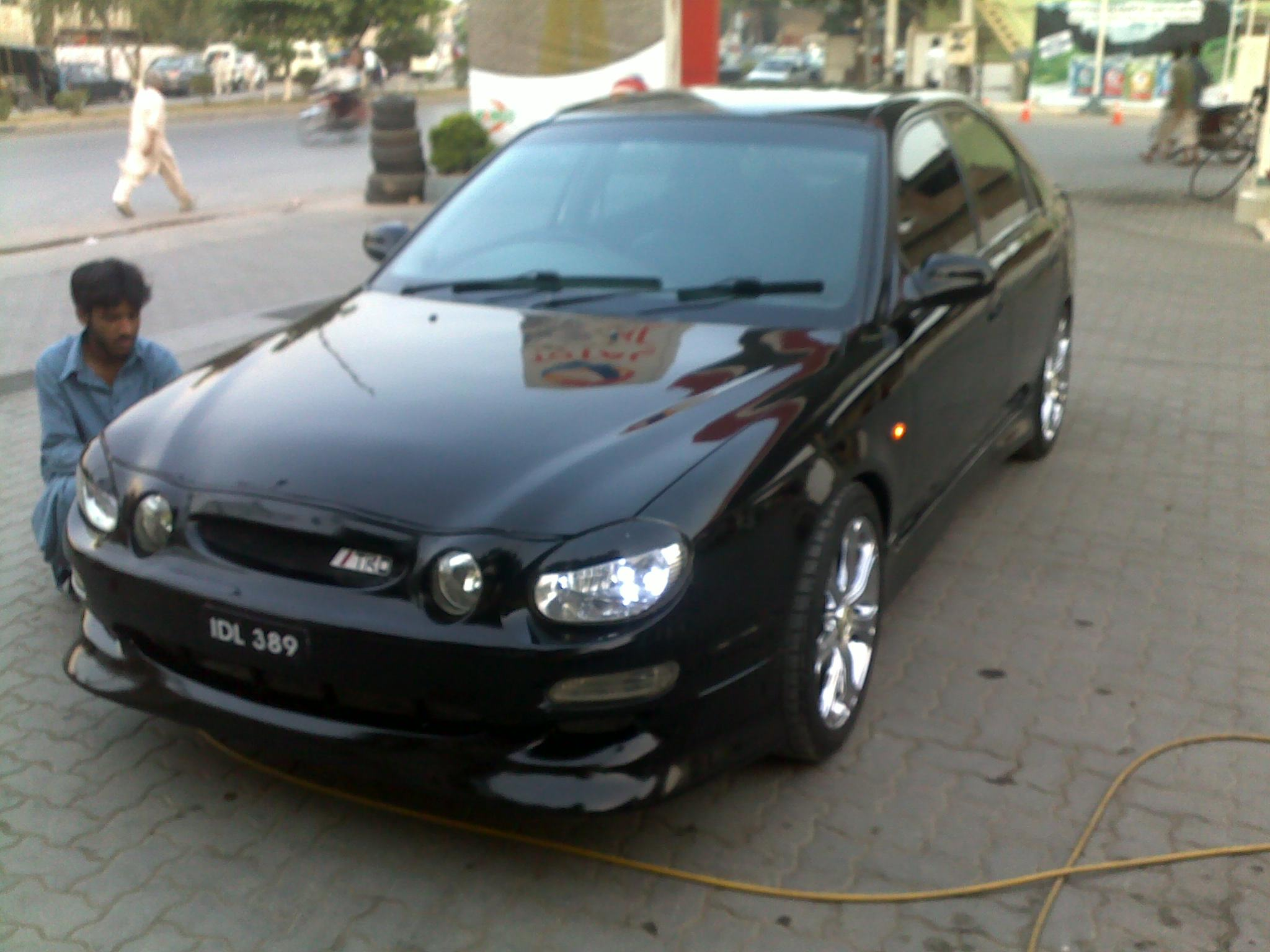 Car Auction Prices >> KIA Spectra 2002 of zain8 - Member Ride 15090 | PakWheels