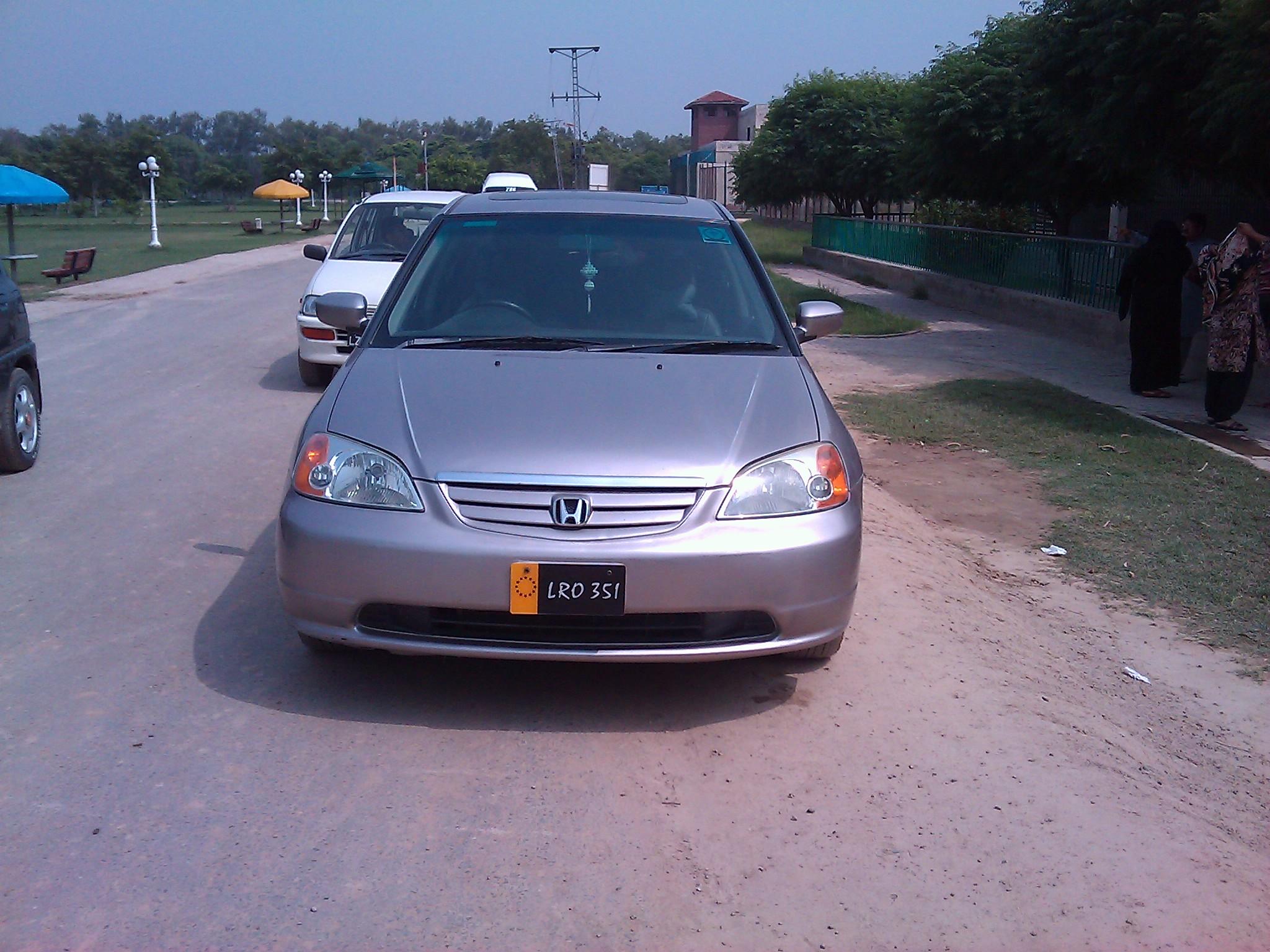 Honda Civic - 2003 yamin2k11 Image-1