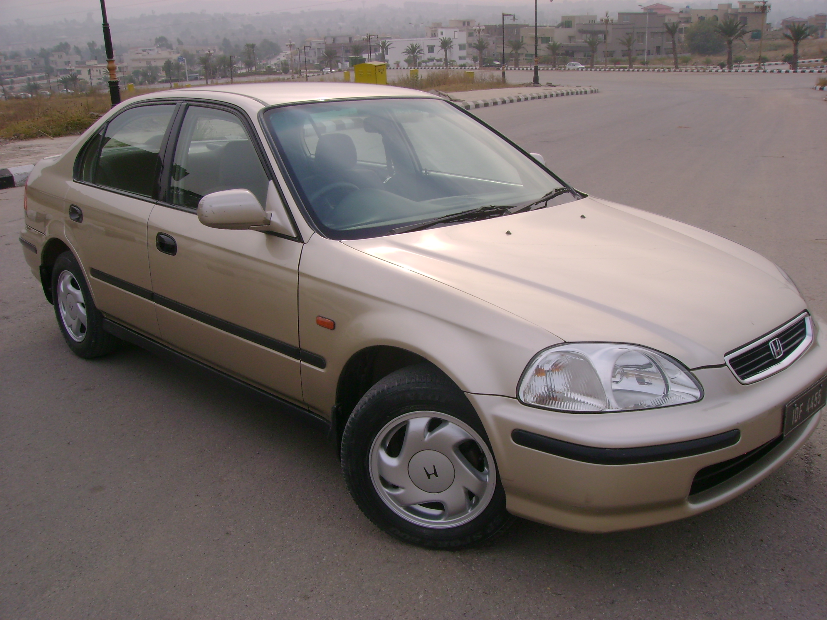 Honda Civic 1997 Of Fahad777 Member Ride 16598 Pakwheels