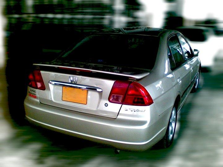 Honda Civic - 2001 1.6l Baby Image-1