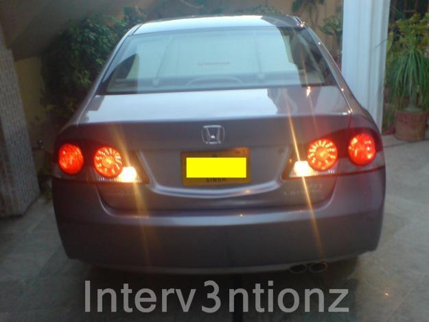 Honda Civic - 2008 Interv3ntionz Image-1