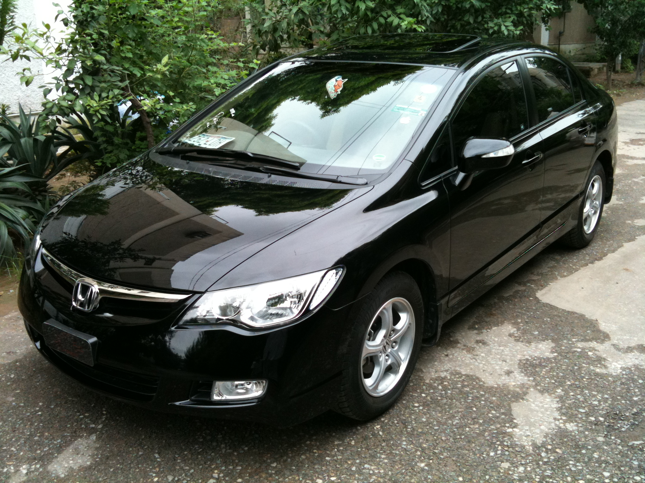 Honda Civic 2010 Of Foofafoofe Member Ride 16037 Pakwheels