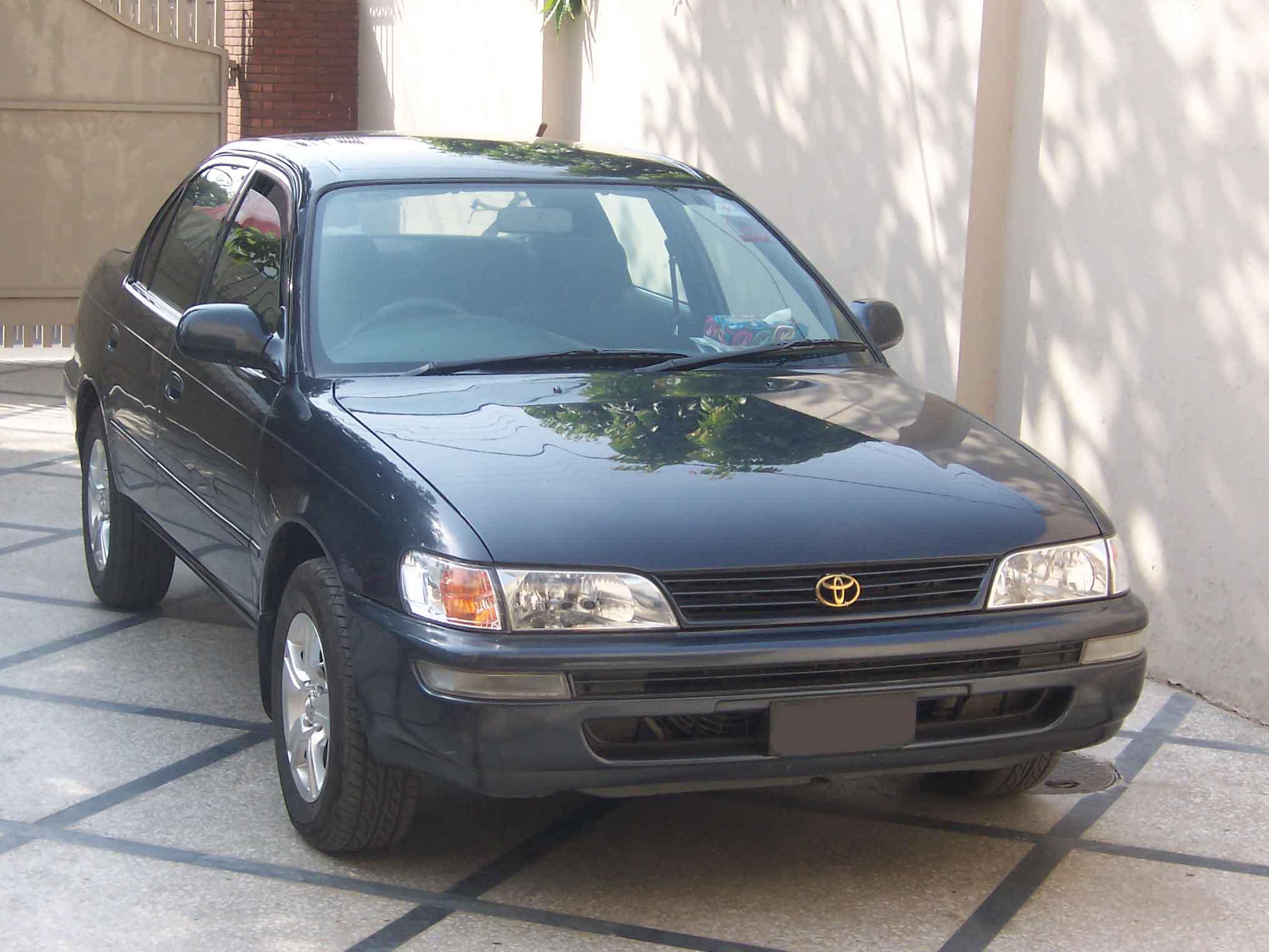 Toyota Corolla - 1999 Elegant Image-1