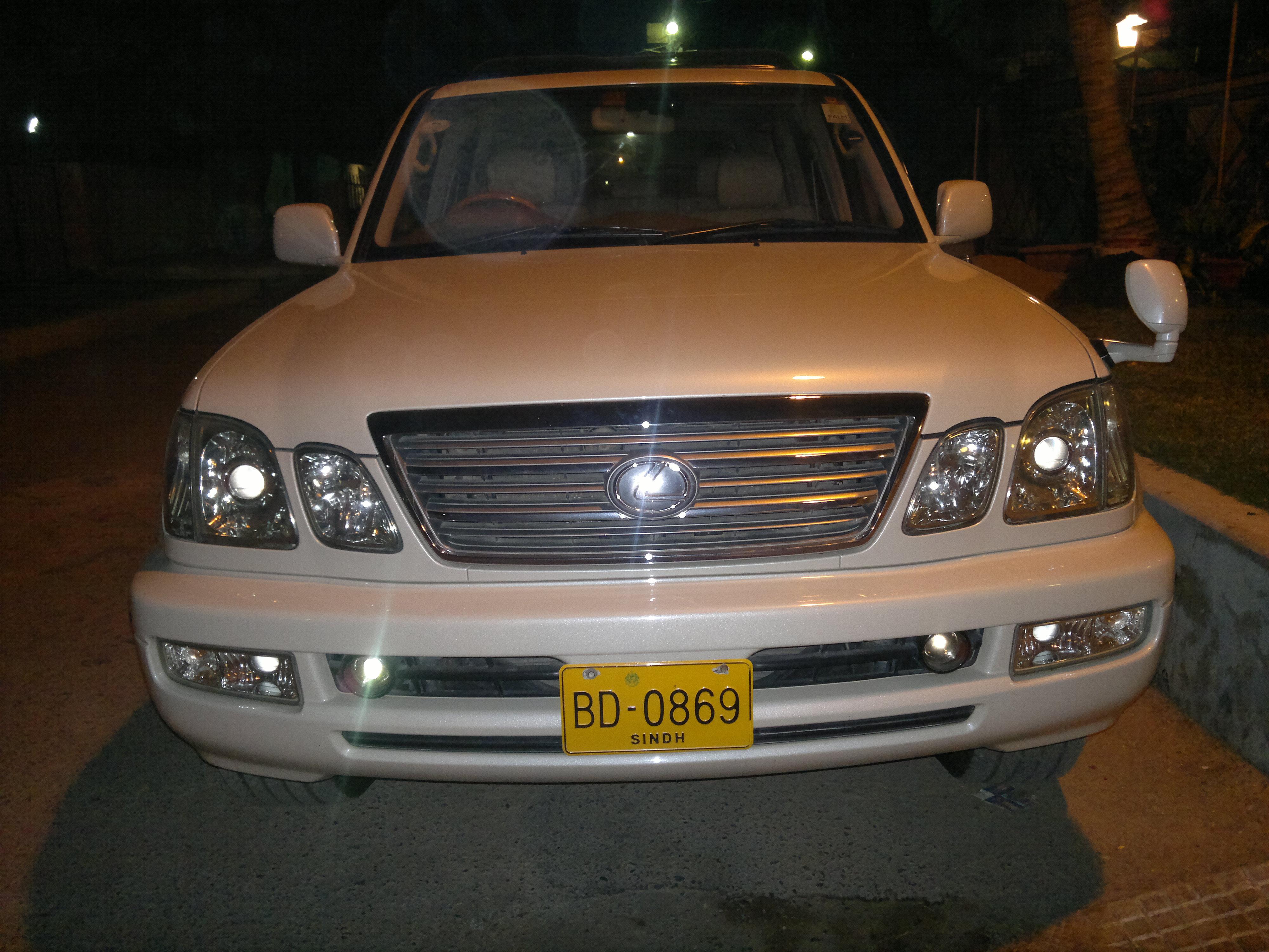 Lexus LX Series - 2006 Lx 470 Image-1