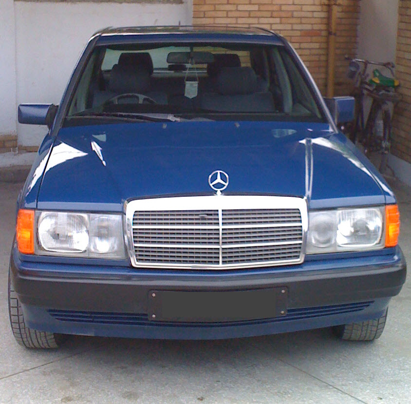 Mercedes Benz Other - 1989 bLue` Image-1