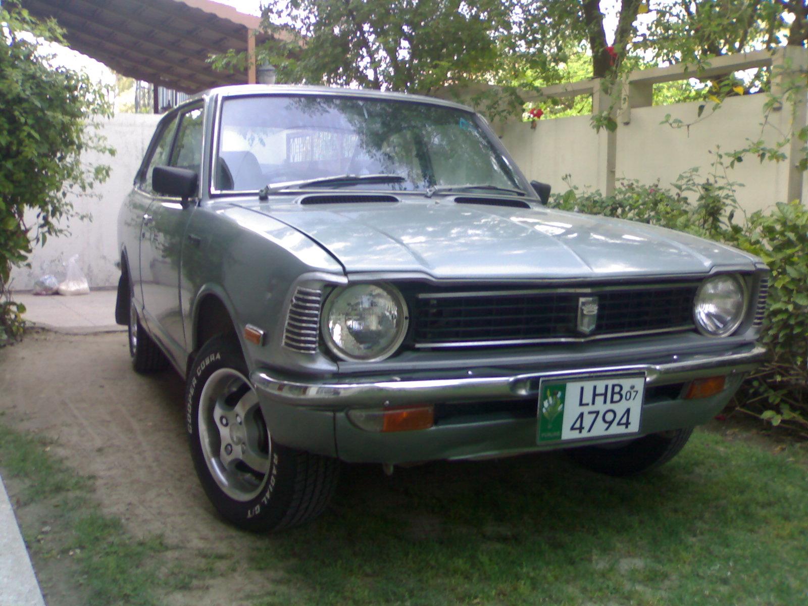 Toyota Corolla 1974 of shonas - Member Ride 15904 | PakWheels