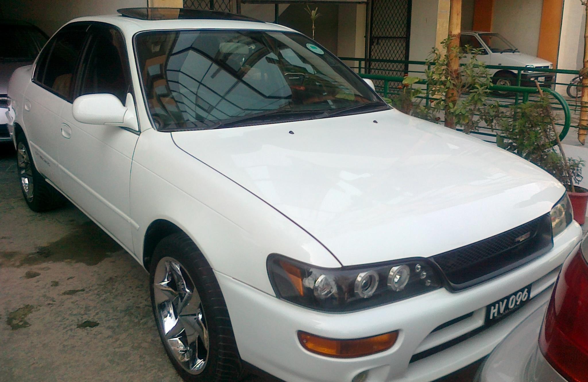Toyota Corolla - 1993 Original GT Twin cam Image-1