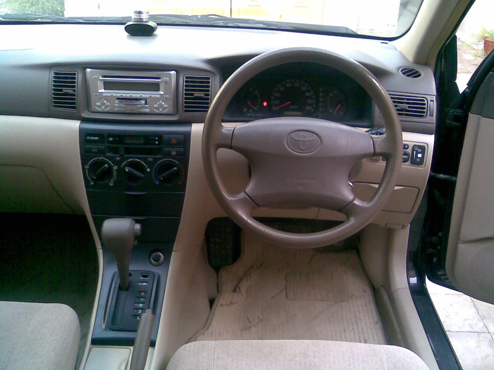 Toyota corolla 2003 of wasx member ride 15199 pakwheels for Toyota corolla 2003 interior