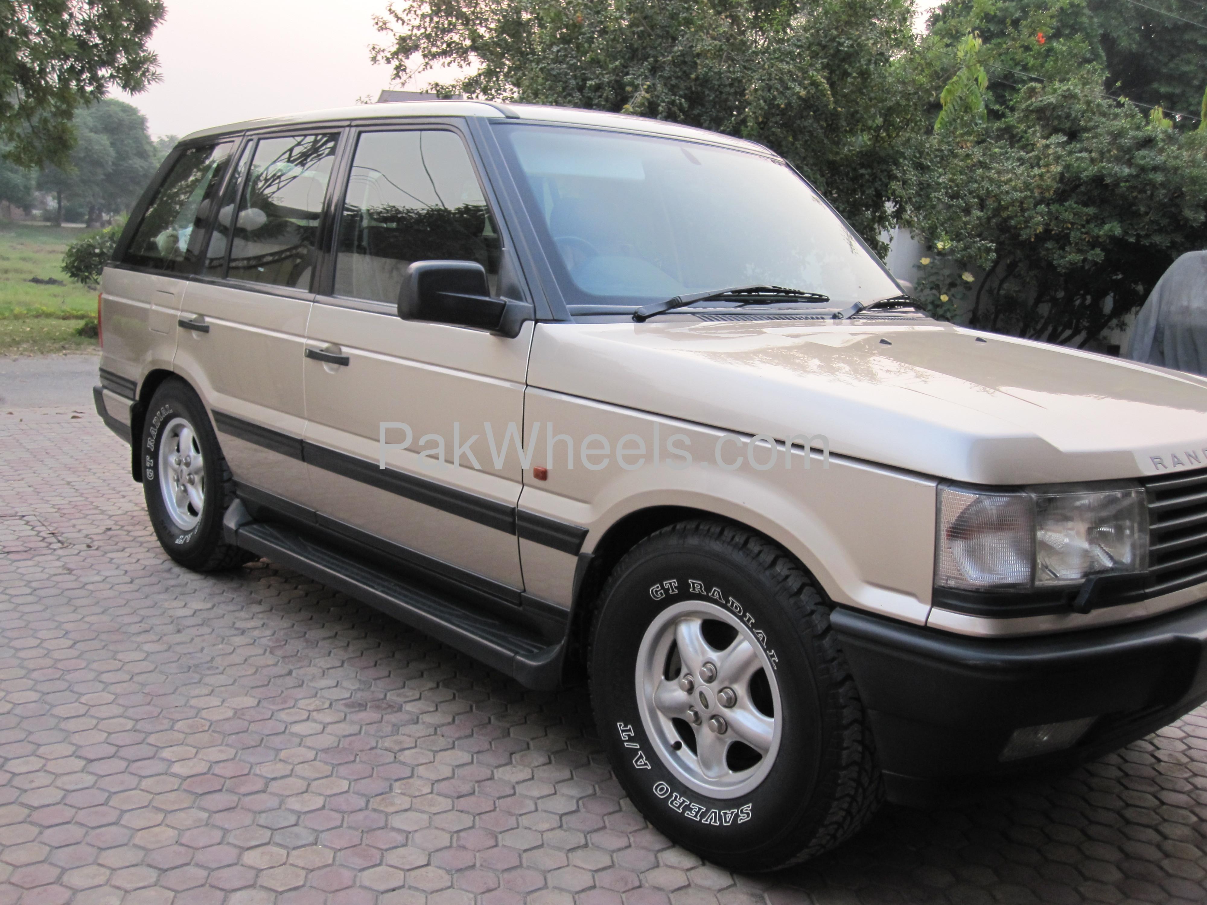 range rover other 1998 for sale in lahore pakwheels. Black Bedroom Furniture Sets. Home Design Ideas