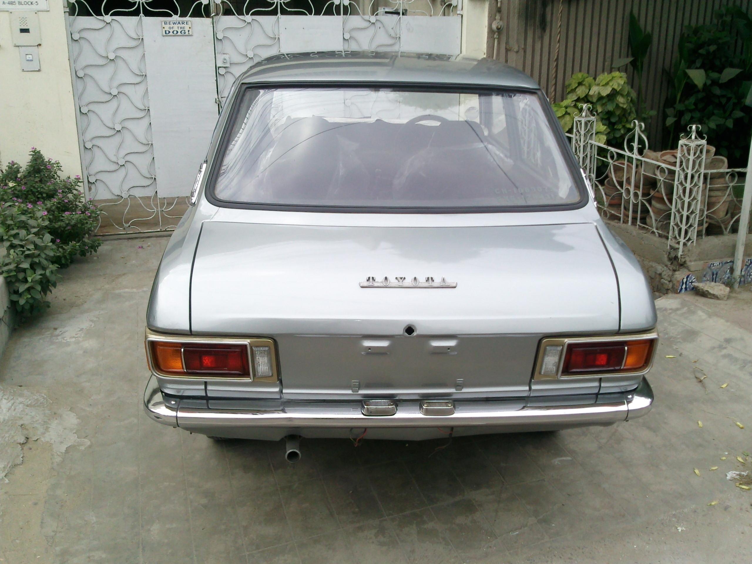 2012 Toyota Corolla For Sale >> Toyota Corolla 1974 of Corolla74 - Member Ride 17464 | PakWheels