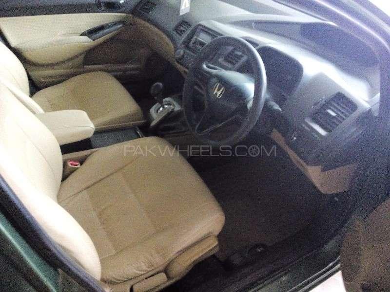 Honda Civic VTi Prosmatec 1.8 i-VTEC 2007 Image-6