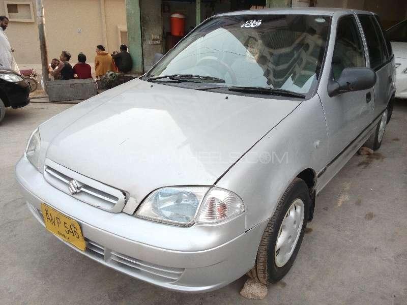 Suzuki Cultus VXR 2006 Image-2