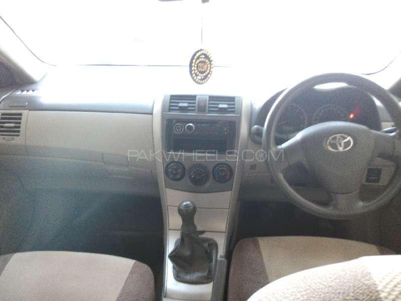 Toyota Corolla 2.0D 2008 Image-6