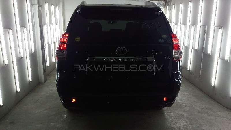 Toyota Prado 2011 Image-9