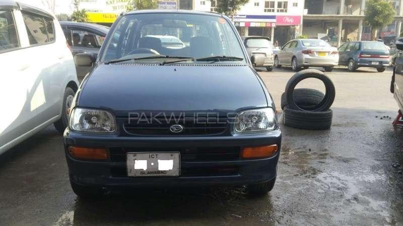 Daihatsu Cuore CX Automatic 2006 Image-1